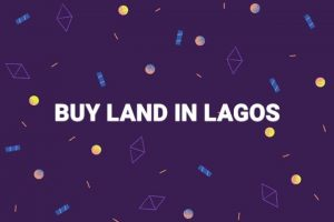 Buy land in lagos