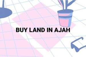 Buy land in ajah