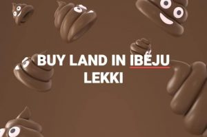 Buy land in ibeju lekki